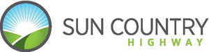 Sun Country Highway Logo